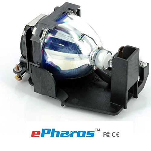 ePharos ET-LAB30 replacement projector lamp compatible bulb with generic housing for For Panasonic PT-LB30; PT-LB30NT; PT-LB55; PT-LB55NTE; PT-LB60; PT-LB60NT; (Et Lab30 Replacement Lamp)