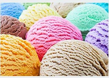LUV - Mezcla de helados para licuadora, postre congelado sin ...