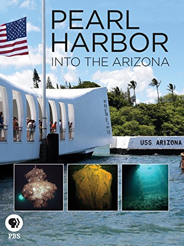 Pearl Harbor - Into the Arizona