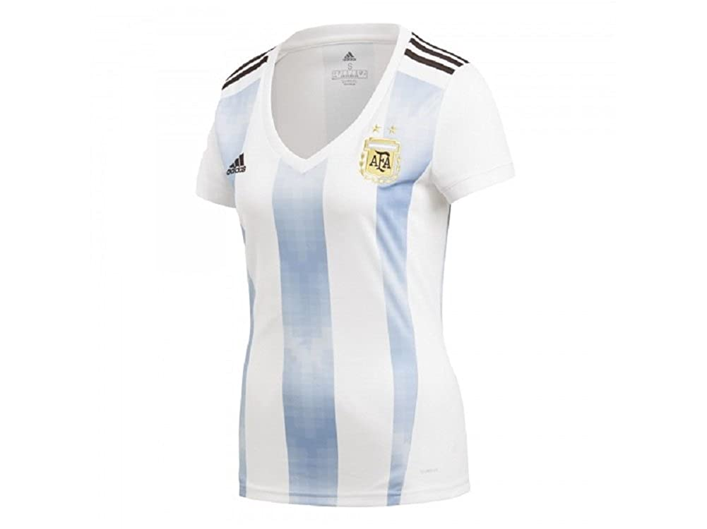 315ce14c78d Adidas Women s Soccer Argentina Home Jersey (X-Small)  Amazon.ca  Clothing    Accessories