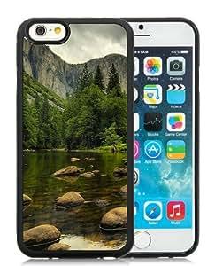 Unique iPhone 6/iPhone 6S TPU Case ,Fashionable And Durable Designed Case With Unique Nature Black iPhone 6/iPhone 6S TPU Phone Case