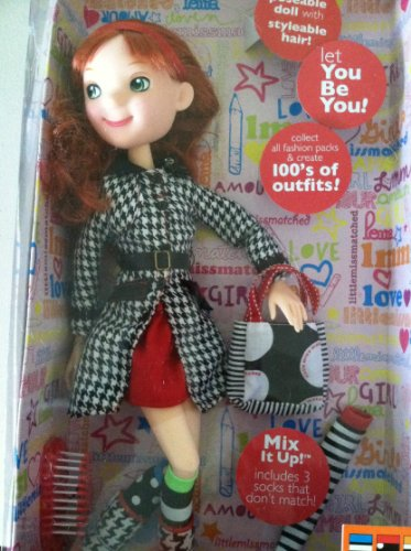 LittleMissMatched Fashion Doll - The Uptown Girl