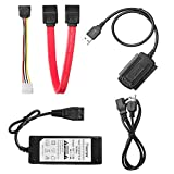 Best INSTEN SATA Cables - Insten USB 2.0 to SATA/IDE Cable Adapter For Review