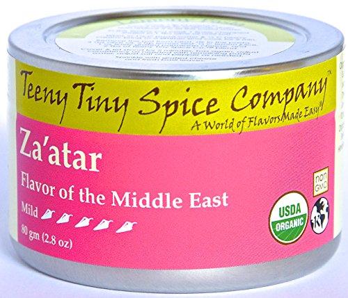 Teeny Tiny Spice Co. of Vermont Organic Za'atar, 2.8 ()