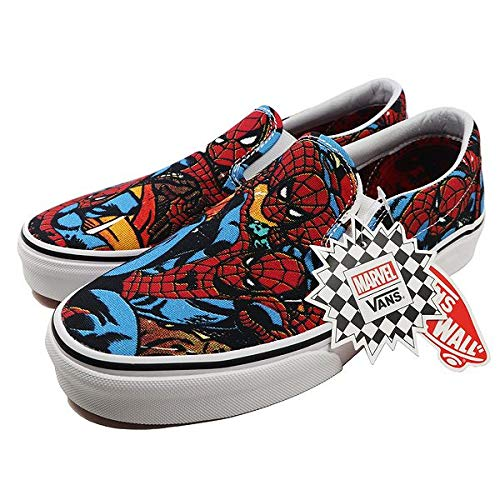 Vans Unisex Classic (Checkerboard) Slip-On Skate - Canvas Vans Shoes Men