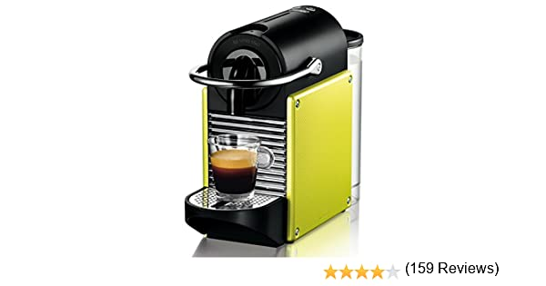 Nespresso Pixie Lime EN125L DeLonghi: Amazon.es: Electrónica