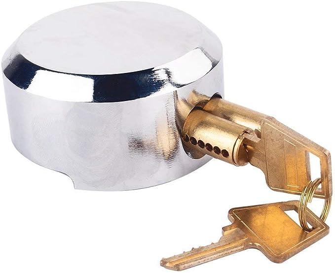 1HEAVY DUTY HIGH SECURITY VAN 73MM CONCEALED PADLOCK DOOR REPLACEMENT LOCK w//KEY