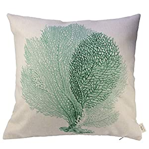 Hosl Ocean Park Theme Decorative Pillow Cover Case D 18 X 18
