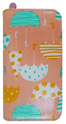 Chats Wallet Animaux Pink Motif Ancre Divers Sac Umbrella Grande Parapluie Dames De Kukubird Clutch Floral Licornes aw5OfEfq