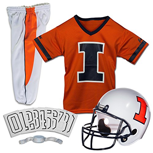 franklin-sports-ncaa-illinois-fighting-illini-deluxe-youth-team-uniform-set-small