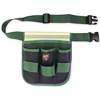 FASITE PT YL003 1 Gardening Tools Belt Bags Garden Waist Bag Hanging Pouch  with. FASITE YL003F 7 POCKET Gardening Tools Belt Bags Garden Waist Bag