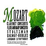 Mozart: Clarinet Concerto, Andante in C, Flute & Harp Concerto (RCA Victor Basic 100, Vol. 55)