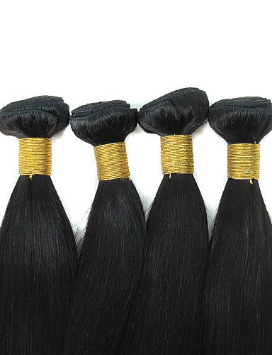 Cheveux Humains 16 Naturelle 14 Vierges 8 Noire 26
