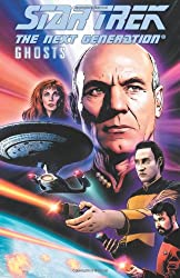 Star Trek: The Next Generation: Ghosts (Star Trek (IDW))