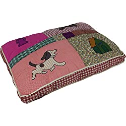 Petmate 27835 Quilted Bed Novelty, 30X40 In