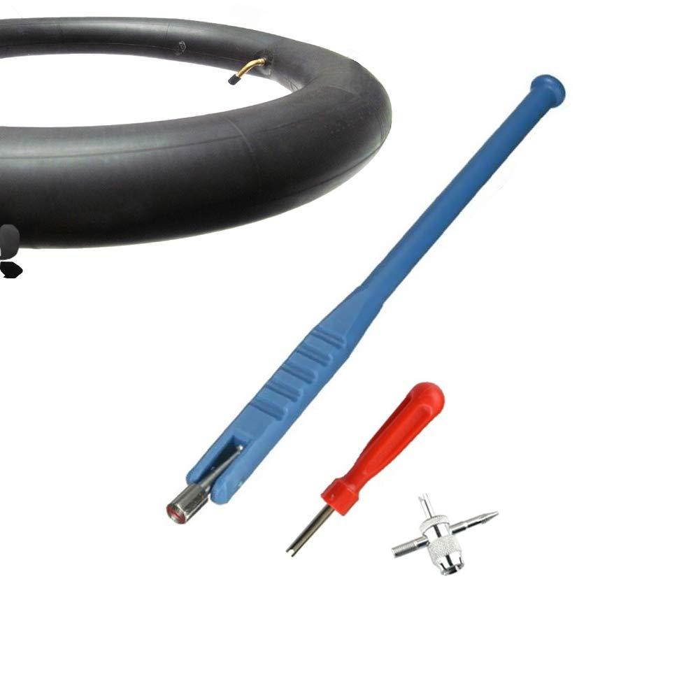 Balight 3 unids Válvulas de Neumático Tirador del Vástago Tubería ...