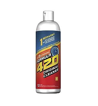 831649ca4a42 Amazon.com  FORMULA 420 CLEANER - GLASS