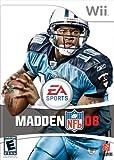 Madden NFL 08 - Nintendo Wii