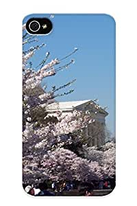38cf5204957 Traveling Almond Washington Monument Durable iphone 5 5s Tpu Flexible Soft Case With Design by kobestar
