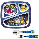 Zak Designs POKE-2070 Dinnerware Set