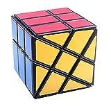 mix up cube - Tollbuy Wheel Cube Magic Puzzle Toy Black
