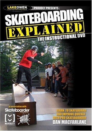 Skateboarding Explained: The Instructional DVD