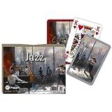 Piatnik Double Deck Jazz Bridge Double Playing Cards
