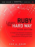Learn Ruby the Hard Way 3rd Edition