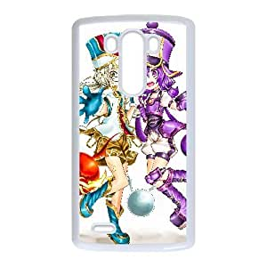 LG G3 White phone case Dragon Nest Cleric Fashion players preferred GON3585339