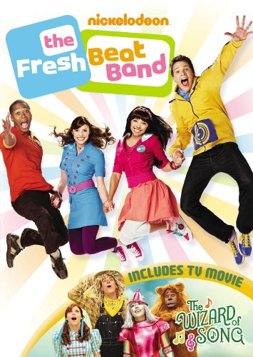 Beat Dvd - The Fresh Beat Band: The Wizard Of Song