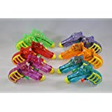 Moddan Neon Grip Squirt Water Guns (12 Pack)