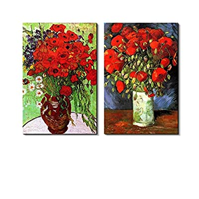 Famous Oil Painting Reproduction Replica Set of 2...16