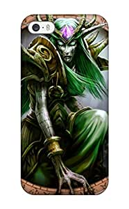 Cassandra Craine's Shop New Style 7574335K12207638 Iphone 5/5s Case Bumper Tpu Skin Cover For World Of Warcraft Video Game Other Accessories