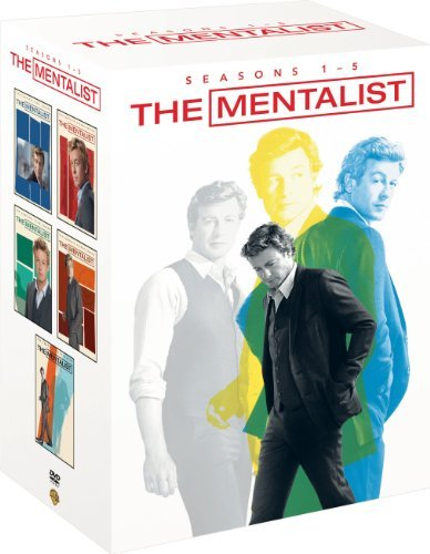 The Mentalist (Seasons 1-5) - 26-DVD Box Set - The Mentalist Season 3