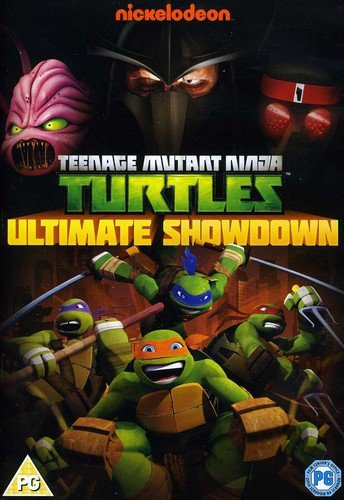 Teenage Mutant Ninja Turtles Season 1 Vol 4 Ultimate ...