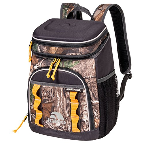 Igloo Realtree Hard Backpack Cooler