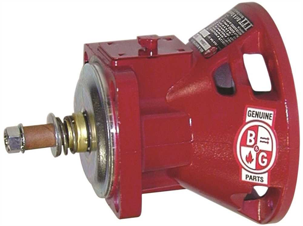 Bell & Gossett 189134LF Lead Free Bearing Assembly with Impeller for Series 100 Pumps by Bell & Gossett