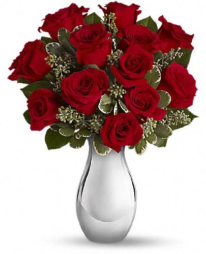 True Romance Bouquet (Available in toronto & Vincinity Only) Grenville Station
