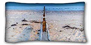 Soft Pillow Case Cover Nature Custom Zippered Pillow Case 20x36 inches(one sides) from Surprise you suitable for Full-bed