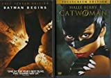 Batman Begins , Catwoman : 2 Pack Collection
