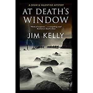 At Death's Window: A Shaw and Valentine Police Procedural (A Shaw and Valentine Mystery)