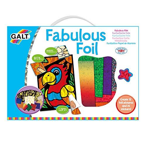 Galt Toys, Fabulous Foil (Foil Art Kits)