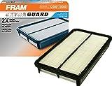 lexus es300 air filter - FRAM CA7351 Extra Guard Round Plastisol Air Filter