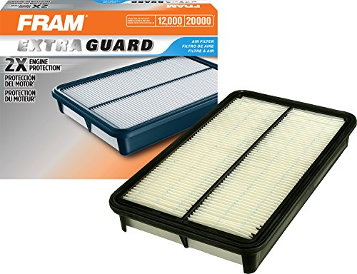 FRAM CA7351 Extra Guard Round Plastisol Air Filter