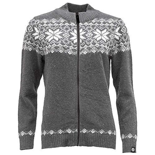 ICEWEAR Nótt Angora Blend Sweater (L, Grey)