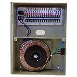 16 Channel Power Supply Distribution Box 24V AC CCTV