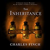The Inheritance: Charles Lenox Mysteries, Book 10 | Charles Finch