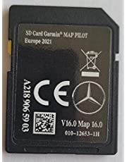 SD-kaart GPS Mercedes Garmin Map Pilot Europe 2021 – STAR1 – V16 – A2189065903