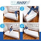 PEELAWAYS Disposable Sheets Mattress Protector