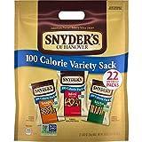 Snyder's of Hanover Pretzels, Variety Pack of 100